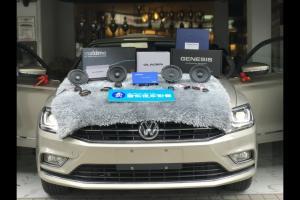 直击内心 大众宝来汽车音响改装英国创世纪G65.2