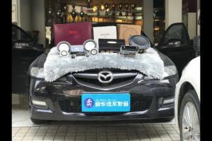 直入人心 马自达6汽车音响改装雷贝琴RS65.3